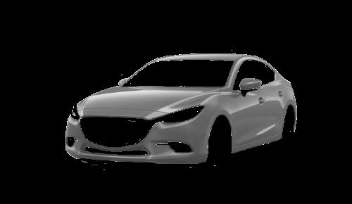 Цвета кузова 3 Sedan