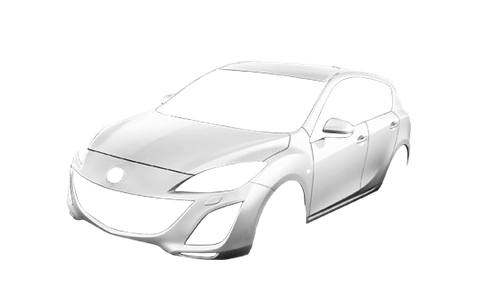Цвета кузова 3 Hatchback